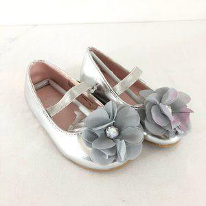 Flowers by Nina Toddler Girls Kadisha Ballet Flats